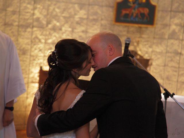 El casamiento de Angie y Fede