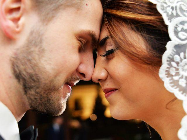 El casamiento de Gloria y Maxi