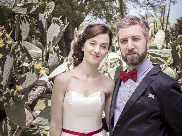 El casamiento de Natalia y Mauro