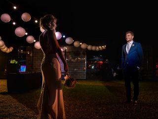 El casamiento de Clari y Martín