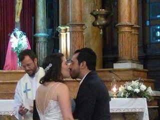 El casamiento de Gaby y Darío 1