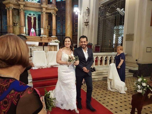 El casamiento de Gaby y Darío