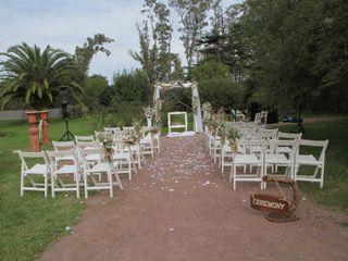 El casamiento de Rocío y Pablo 2