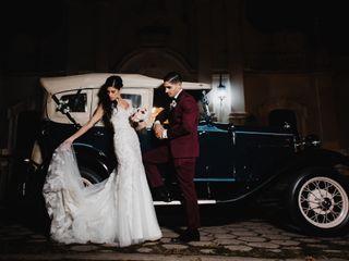 El casamiento de Ornella y Andrés 1