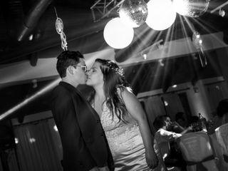El casamiento de Eva y Rodrigo
