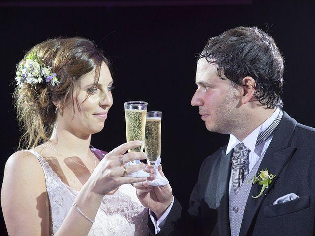 El casamiento de Noelia y Emanuel