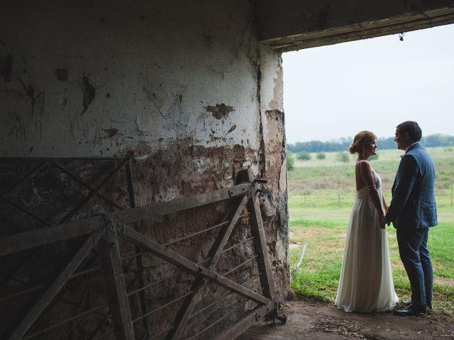 El casamiento de Sofia y Juan