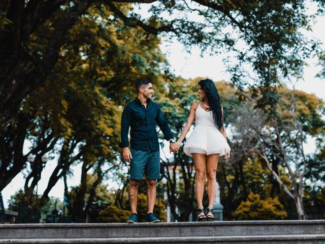 El casamiento de Andrés y Ornella en Palermo, Capital Federal 8