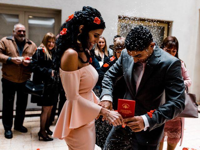 El casamiento de Andrés y Ornella en Palermo, Capital Federal 26
