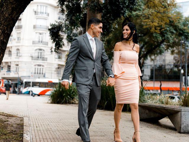 El casamiento de Andrés y Ornella en Palermo, Capital Federal 27
