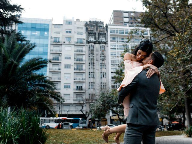 El casamiento de Andrés y Ornella en Palermo, Capital Federal 29