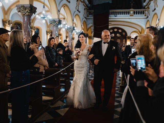 El casamiento de Andrés y Ornella en Palermo, Capital Federal 33