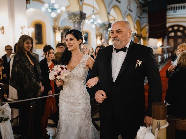 El casamiento de Andrés y Ornella en Palermo, Capital Federal 34