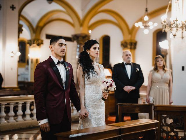 El casamiento de Andrés y Ornella en Palermo, Capital Federal 35