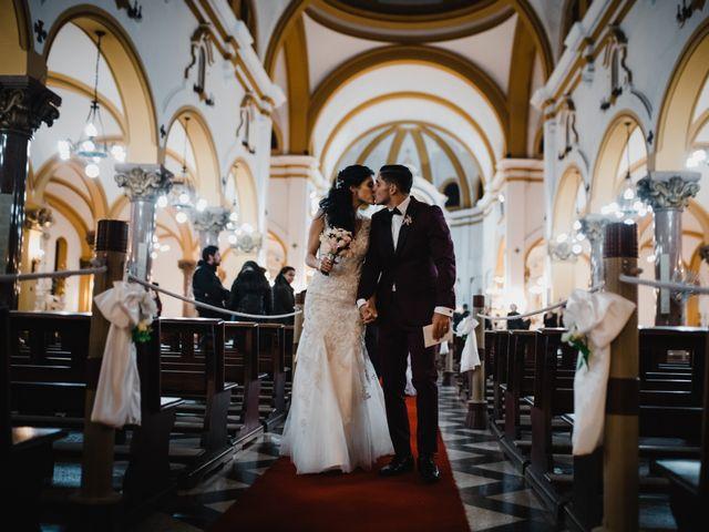 El casamiento de Andrés y Ornella en Palermo, Capital Federal 38