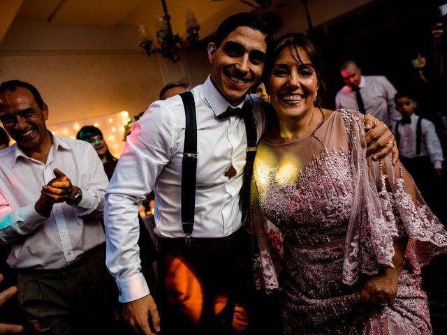 El casamiento de Andrés y Ornella en Palermo, Capital Federal 48