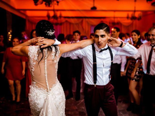 El casamiento de Andrés y Ornella en Palermo, Capital Federal 49