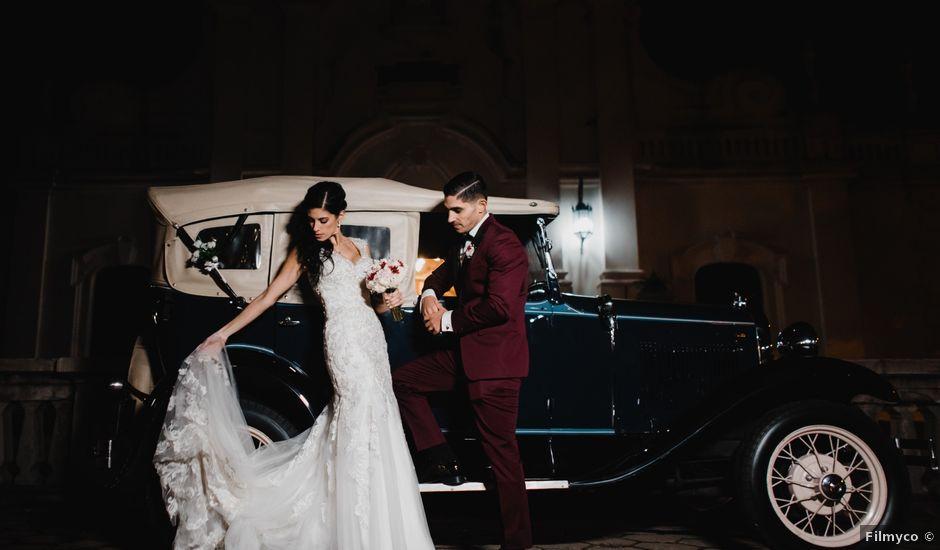 El casamiento de Andrés y Ornella en Palermo, Capital Federal