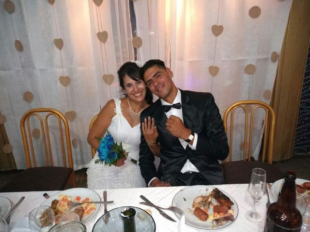 El casamiento de Johana  y Néstor