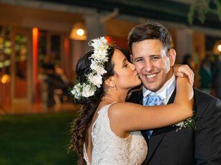 El casamiento de Cami y Gianla