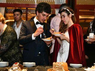 El casamiento de Elizabeth y Juan 1