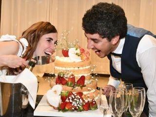El casamiento de Elizabeth y Juan