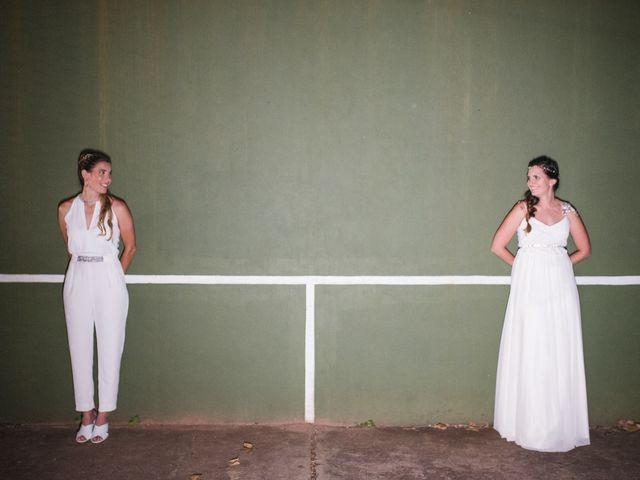El casamiento de Andrea y Agustina
