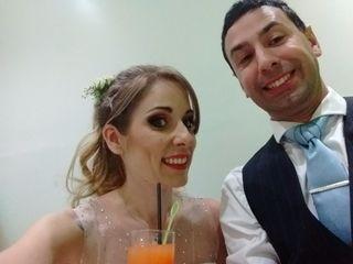 El casamiento de Andrés y Marianela