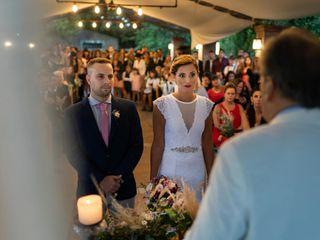 El casamiento de Johanna y Nico