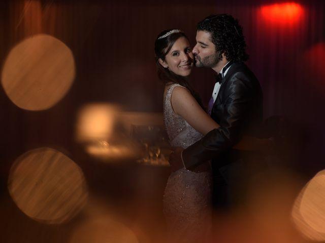 El casamiento de Georgina y Javier