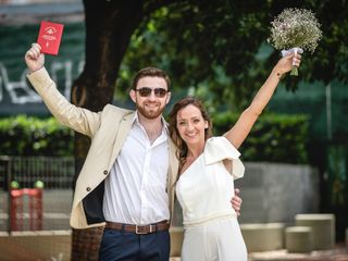 El casamiento de Gime y Fer
