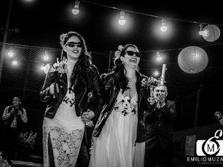 El casamiento de Noelia y Celeste