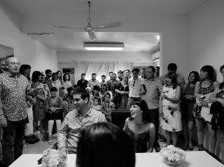 El casamiento de Natacha y Santiago 3