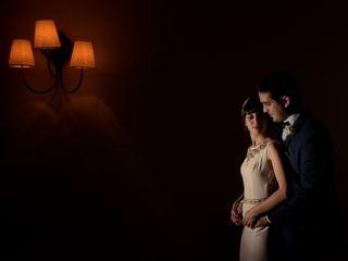 El casamiento de Natacha y Santiago