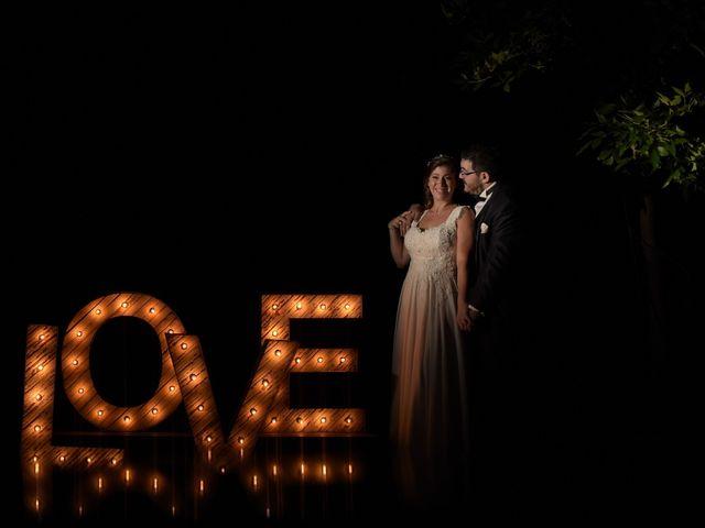 El casamiento de Jenny y Lucas