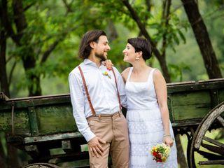 El casamiento de Carla y Juampi