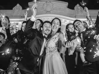 El casamiento de Jime y Nico