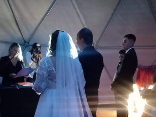 El casamiento de Nancy y Ariel 1