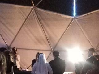 El casamiento de Nancy y Ariel 2