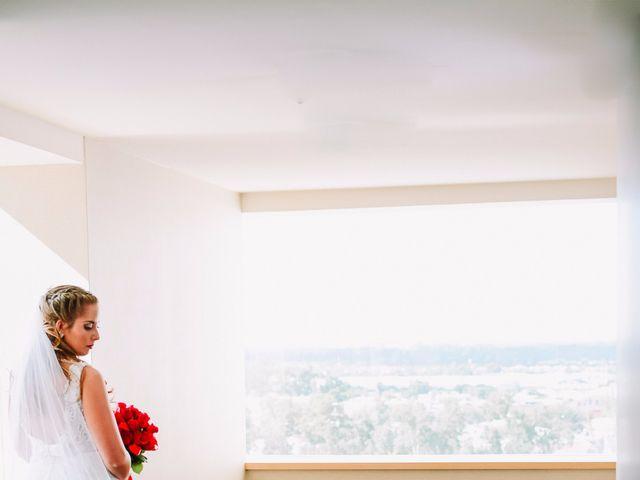 El casamiento de Daniel y Giuliana en Mendoza, Mendoza 14