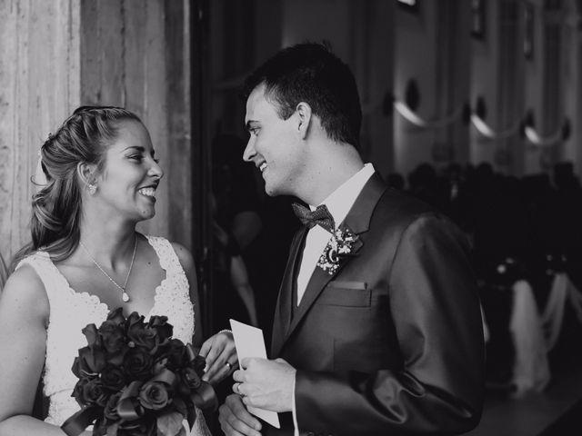 El casamiento de Daniel y Giuliana en Mendoza, Mendoza 16