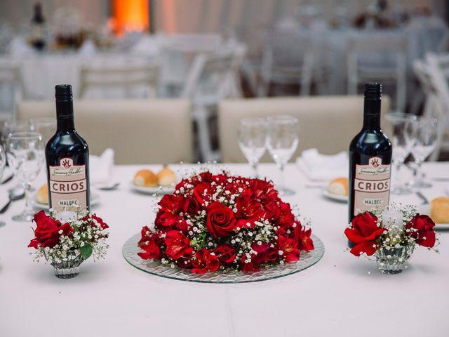 El casamiento de Daniel y Giuliana en Mendoza, Mendoza 19