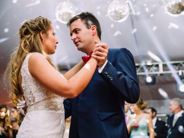 El casamiento de Daniel y Giuliana en Mendoza, Mendoza 24