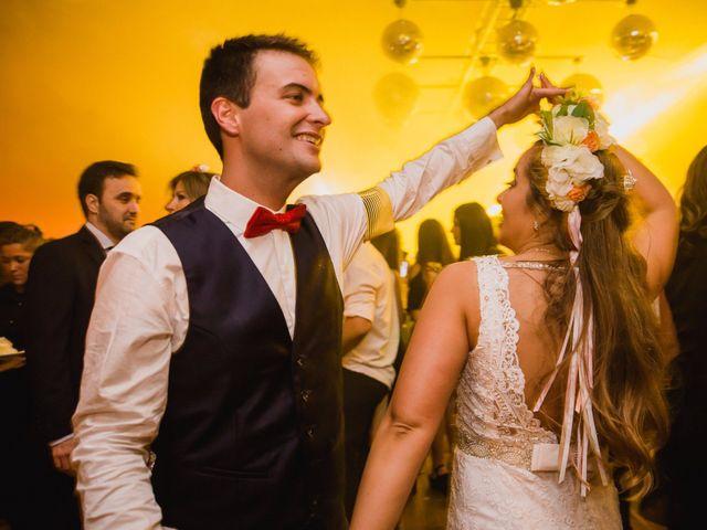 El casamiento de Daniel y Giuliana en Mendoza, Mendoza 41