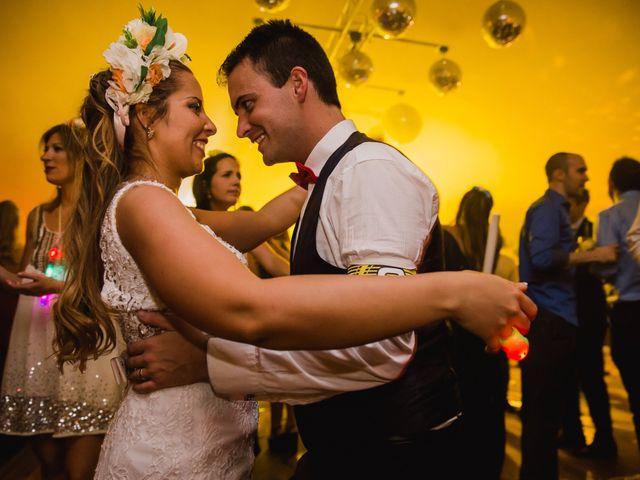 El casamiento de Giuliana y Daniel