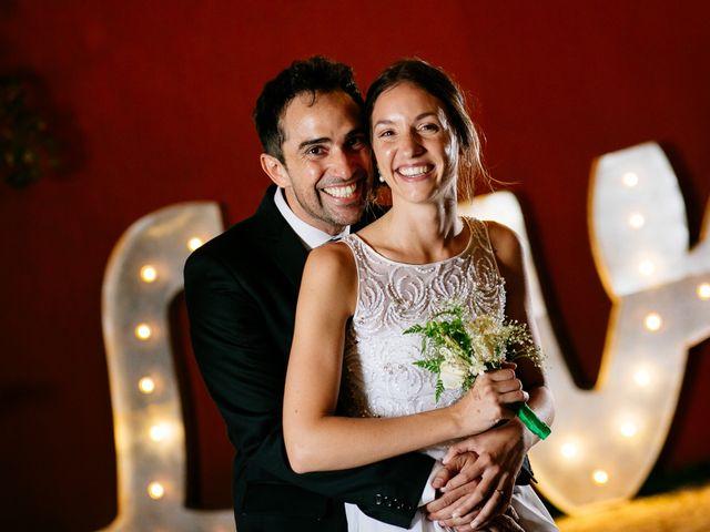 El casamiento de Fabi y Enzo
