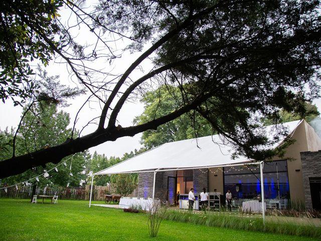 El casamiento de Fede y Barbi en Villa de Mayo, Buenos Aires 3