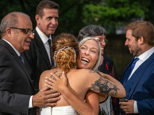 El casamiento de Fede y Barbi en Villa de Mayo, Buenos Aires 19
