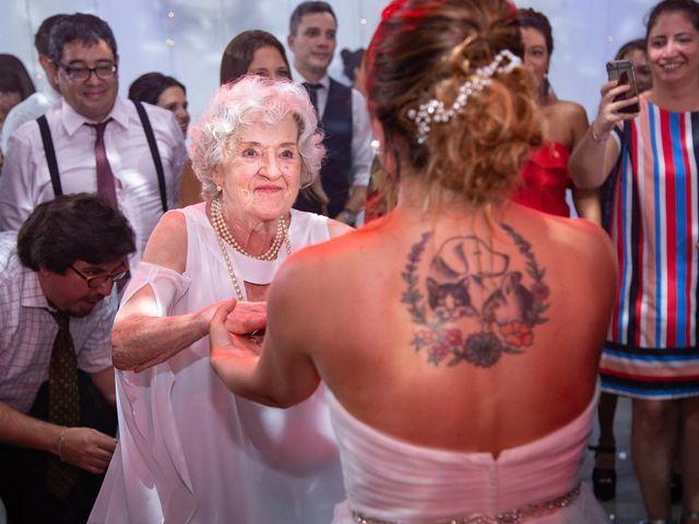 El casamiento de Fede y Barbi en Villa de Mayo, Buenos Aires 45