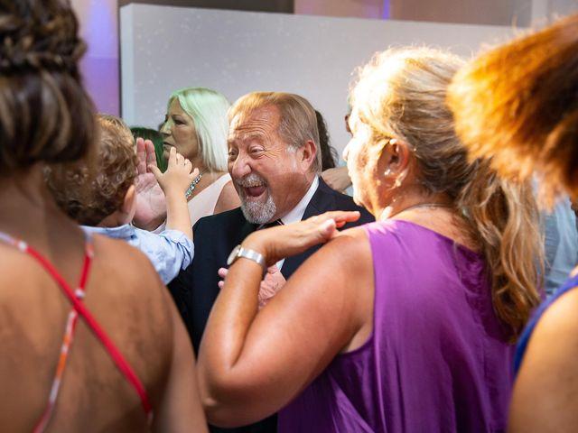 El casamiento de Fede y Barbi en Villa de Mayo, Buenos Aires 54